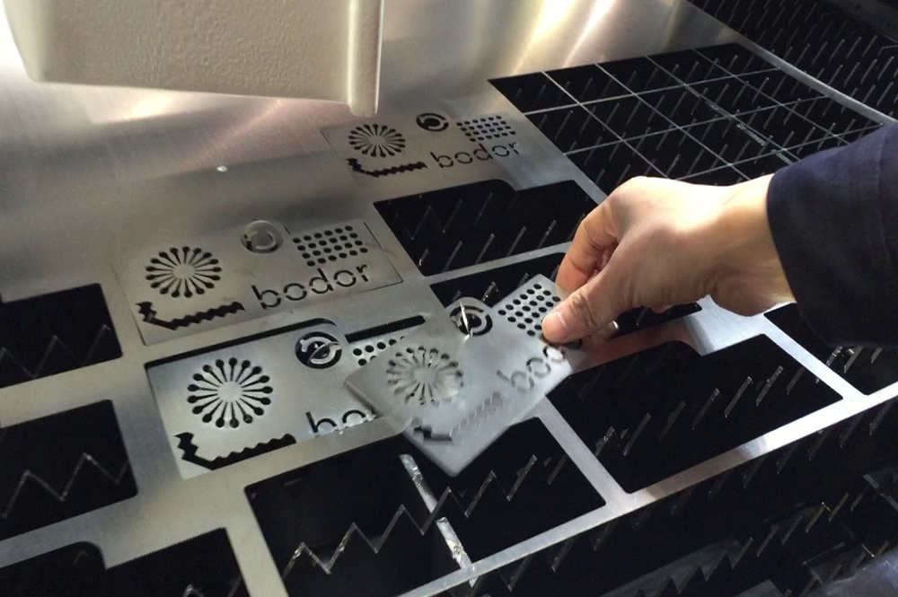 Prototype 3D printer with laser cut acrylic casing
